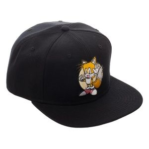 Sonic the Hedgehog Snapback Hat - Tails Character